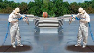 شركة عزل فوم بالرياض للأسطح