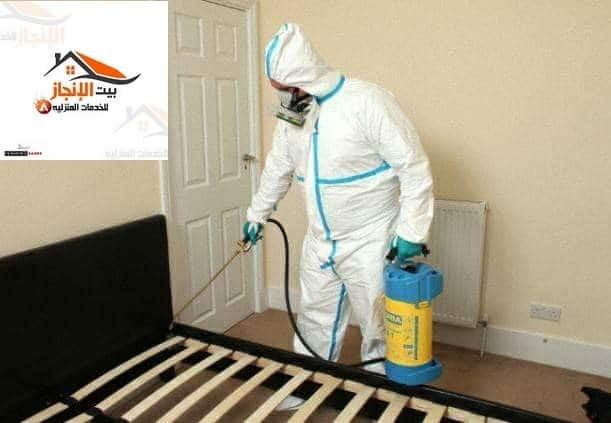 شركة رش مبيدات ومكافحة حشرات خصم 25% 0533642545
