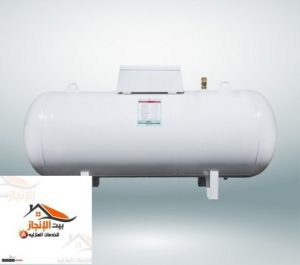 خزانات الغاز